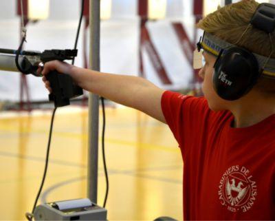 Reprise des cours de l'école de tir en octobre